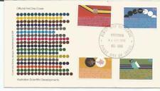 Australia Fdc 1975 Scientific Developments