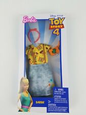 118ed53140 2019 Barbie Fashion Disney Pixar Toy Story 4 Clothing Outfit Woody
