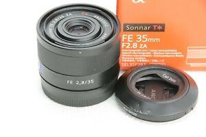 Sony Zeiss FE 35mm f/2.8 ZA SEL35f28Z , Sony E-mount