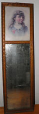 Antique Original Mirror / Picture Frame 1800's Collector Must have Price 2 Sell