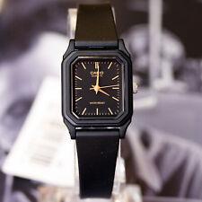 6a505ef02f3d Reloj analógico Casio LQ-142-1E señoras correa de resina Clásico Negro y  Oro Nuevo