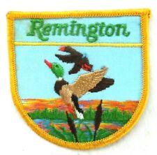 """Remington Guns Hunting Patch """"Ducks"""""""