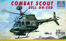 Italeri 1/72 Bell OH-58D Combat Scout #185
