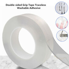 Magic Double-sided Grip Tape Traceless Adhesive Gel Nano Invisible Tape Durable