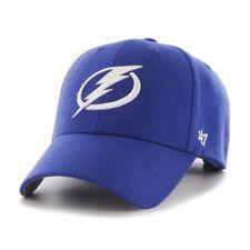 Tampa Bay Lightning '47 NHL MVP Structured Adjustable Royal Hat Cap Hockey OSFM