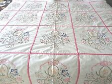 Antique Hand made bed spread 100% cotton