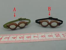 1/6 Scale Soldier Model Accessories World war ii German Pilot Goggles Goggles