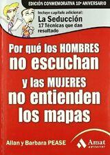 Por que los hombres no escuchan y las mujeres no entienden los mapas - Spanish