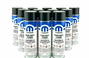 Mopar Brake Cleaner Non-Chlorinated QTY 12 - 15 oz Cans New
