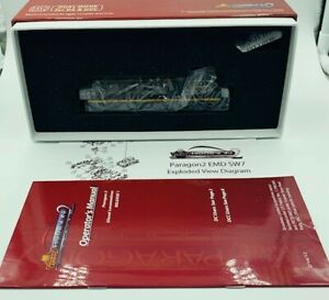 Broadway Limited HO EMD NW2, UP #1079 - w/PARAGON2 SOUND/DC/DCC