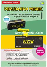 NATURAL CRYSTAL X ELIMINATE VAGINAL ODOR, PREVENT & CURE VAGINAL DISCHARGE