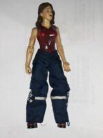 WWF Jakks Pacific Stephanie McMahon Diva Wrestling Action Figure