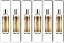 6 Wella LuxeOil Keratin Protect Lightweight Shampoo 6.7 oz Each (665)