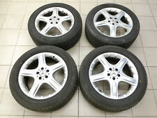 4x Complete Wheels Normal Tyre Summer Tyres for Mercedes W164 ML320 05-09