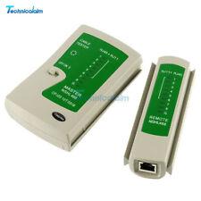 RJ45 RJ11 Cat5e Cat6 UTP Network Lan USB Cable Tester Data Remote Test Tool