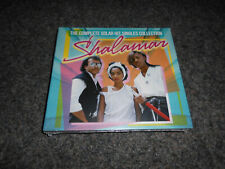 2 CD Shalamar - The Complete Solar Hit Singles Collection - NEU und OVP
