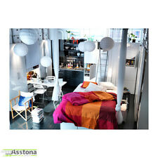 IKEA REGOLIT Papierlampe Hängeleuchtenschirm HEMMA  Japankugel 45cm