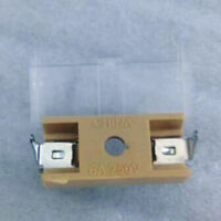 5,Panel Mount PCB Fuse Holder Case Cover 5x20mm,FC1w