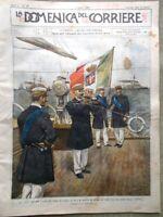 La Domenica del Corriere 1 Ottobre 1899 Certosa Grenoble Affare Dreyfus Baviera