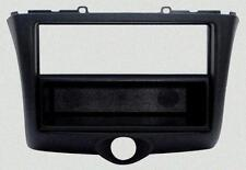 Mask phonocar 3/403 hole ISO Double DIN Black Toyota Yaris 03 > 06