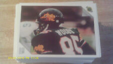 1992 Ultimate World League Football cards 10 card Lots You Pick SALE!!