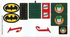 LEGO 7782 - Batman - The Batwing: The Joker's Aerial Assault - STICKER SHEET