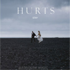 HURTS  CD STAY LIVE + REMIX set w/ Kylie Minogue Cover! Confide In Me NEW unpl.
