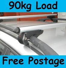Lockable Roof Cross bars for Volvo v70 estate 00-on