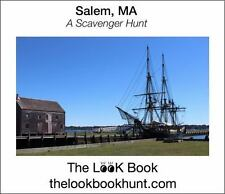 The LOOK Book, Salem, MA by barbara tibbetts (2014, Paperback)