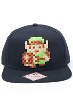 THE LEGEND OF ZELDA LINK 8-BIT SNAP BACK CAP
