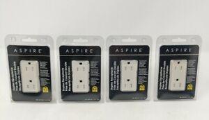 Cooper Aspire Desert Sand Tamper Resistant Grounding Duplex Receptacle 15A 125V