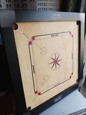 "29""x29""  Large tournament quality carrom board with carrom coin and striker"