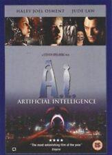A.i. Artificial Intelligence 2001 - 2 Disc Set DVD by Haley Joel Osment Jud