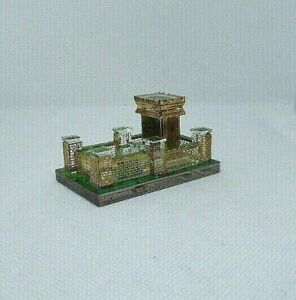 Miniature Jerusalem Holy Second Temple Replica from Crystal