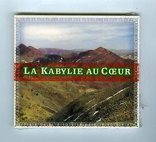 CD (NEW) LA KABYLIE AU COEUR TAKFARINAS L.MATOUB D.ALLAM A.K.CHAOU O.N.DE BARBES
