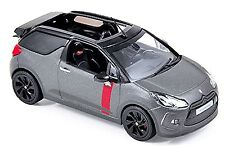 Citroen DS3 Cabrio Course 2014 matt gris matt grey 1:43