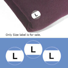 L Size Labels 0.75 D Inches with Self Adhesive - Roll of 1000