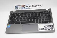Acer Chromebook C720 ZHN Gehäuse Oberteil Oberteilgehäuse Oberschale Tastatur DE