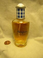 GINGHAM BATH BODY WORKS COLOGNE for WOMEN 2oz/60mlSpray 98%FULL Hard to Find