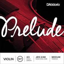 D'Addario Prelude 4/4 Violin String Set - Medium Gauge - Authorized Dealer!