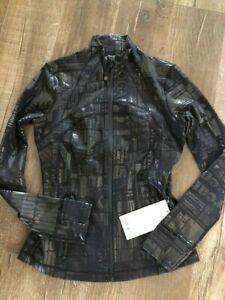Lululemon 20th anniversary define jacket spark size 8 NWT