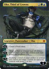 MTG *Oko, Thief of Crowns Borderless X1* (NM) Throne of Eldraine Magic Free Ship