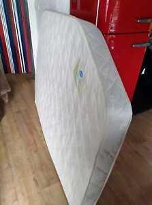 Bailey caravan fixed bed mattress