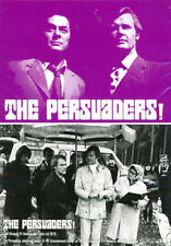 Série TV Amicalement vôtre The Persuaders Trading card set 32 carte 2018 neuf