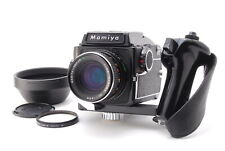 """""""NEAR MINT"""" MAMIYA M645 w/ 80mm f2.8 lens and Waist level finder From JAPAN"""