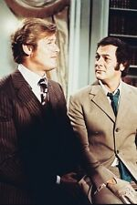 Roger Moore Tony Curtis The Persuaders! classic TV 11x17 Mini Poster