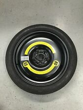 "AUDI TT MK2 (8J) COUPE/ ROADSTER SPACE SAVER SPARE WHEEL 18"" With Tool Holder"