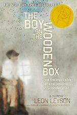 The Boy on the Wooden Box: How the Impossible Became Possible . . . on Schind...