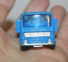 Matchbox Series No. 60 Site Hut Truck Made in England Lesney