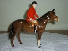 Beswick Huntsman on Brown Horse (Standing) - Model No. 1501